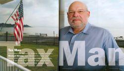 Columbia Tax Man