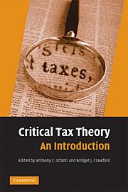 Critical Tax Theory