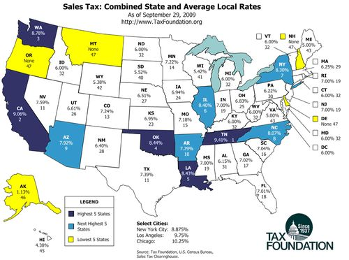 Maine Sales Tax Rate On Cars