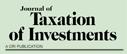 J Tax'n Investments