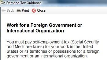 2009 TurboTax Explanation