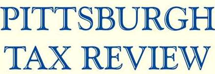 Pittsburgh Tax Rev