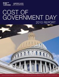 Cost of Government Day