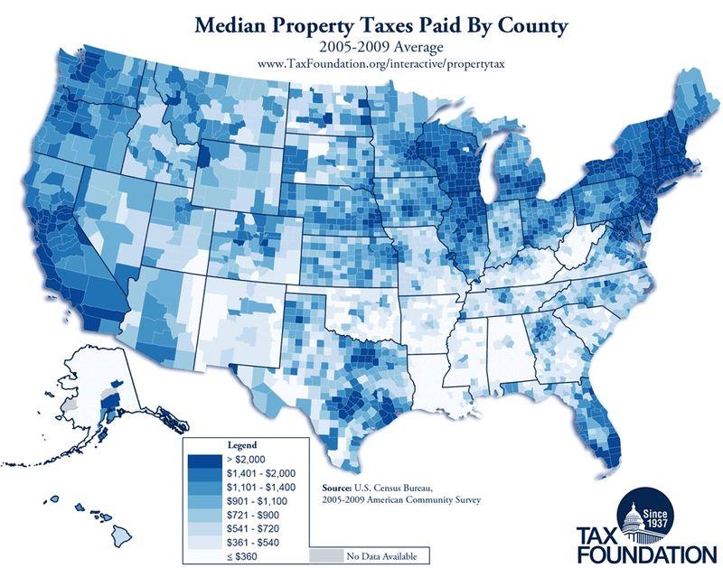 Tax Foundation Chart