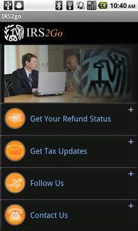 IRS App