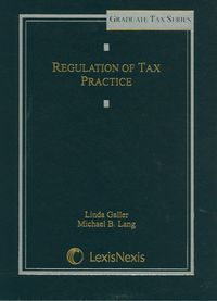 Regulation of Tax Practice