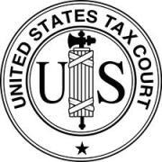 Tax Court Log
