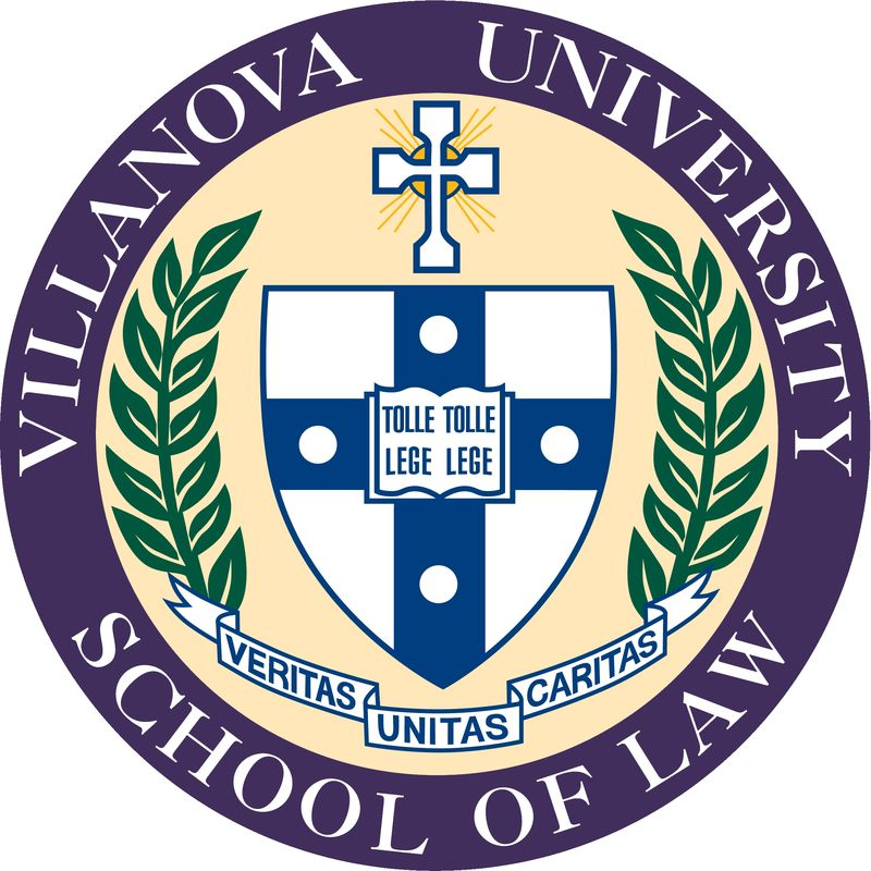 Villanova Law Logo