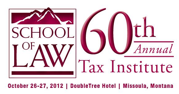 60thTax Institute1