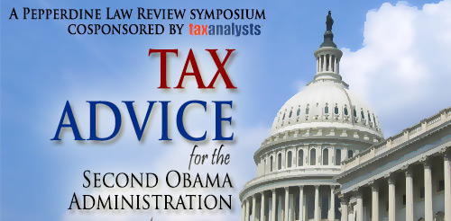 Tax Symposium Grap