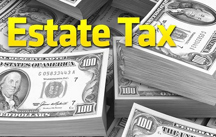 Estate Tax Logo
