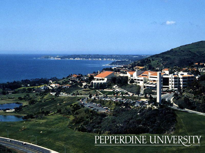 Pepperdine Campus Photo