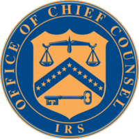 IRS Office of Chief Counsel Logo