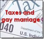 Taxes and Gay Marriage