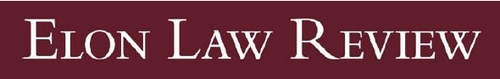 Elon Law Review Logo