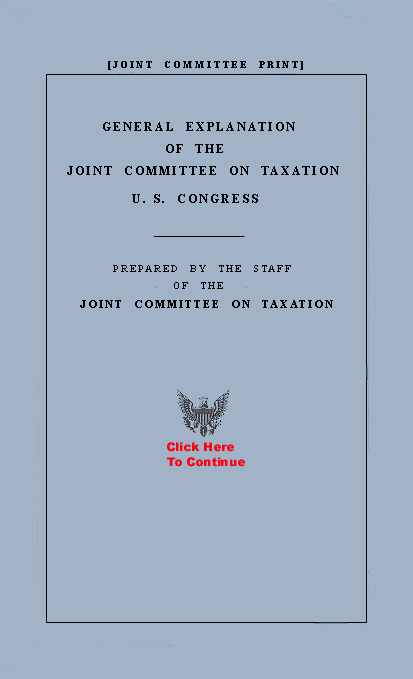 Joint Tax Committe