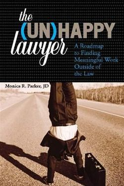 Unhappy lawyer