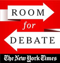 NY Times Room for Debate