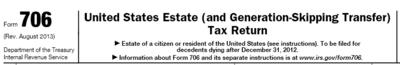 Form 706