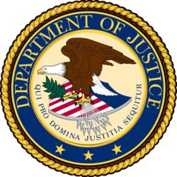 DOJ Logo (2013)