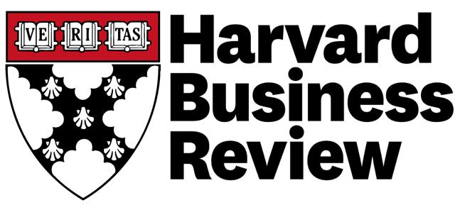 Harvard Business Review Logo Harvard Business Review Logo