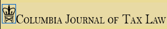 Columbia Journal of Tax Law Logo