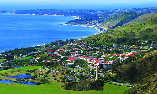 Pepperdine Campus Photo 2 (2014)