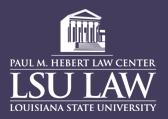 LSU Logo (2015)