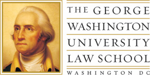 George Washington Law Logo (2016)