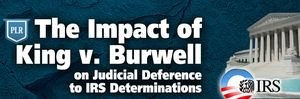 PLR Impact of King v Burwell