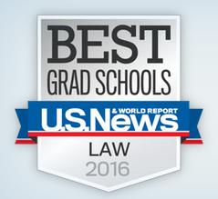 2016 U.S. News Rankings