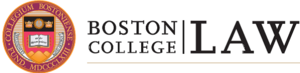 Boston College Law School Logo (2014)