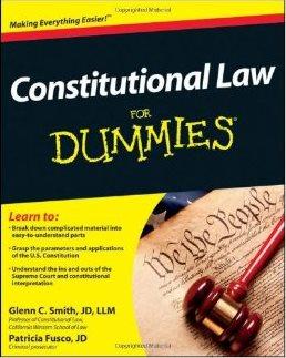 Con Law Dummies
