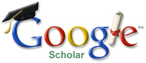 Image result for simbol google scholar