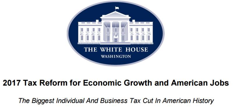 Trump Tax Plan