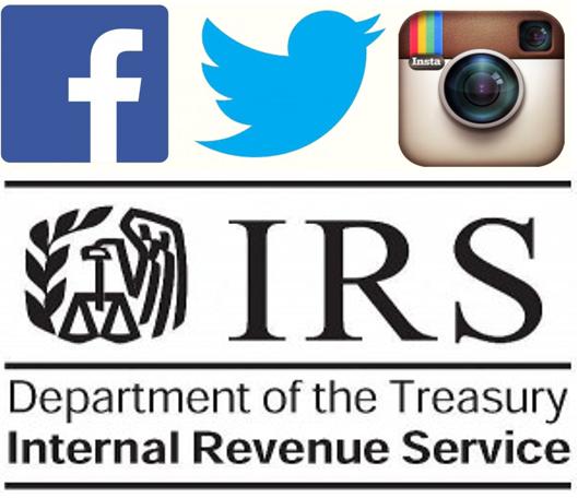 Social Media IRS