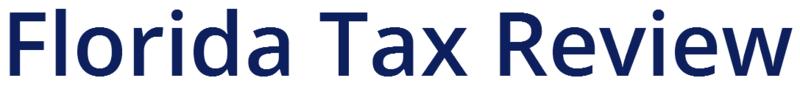 Florida Tax Review  (2015)