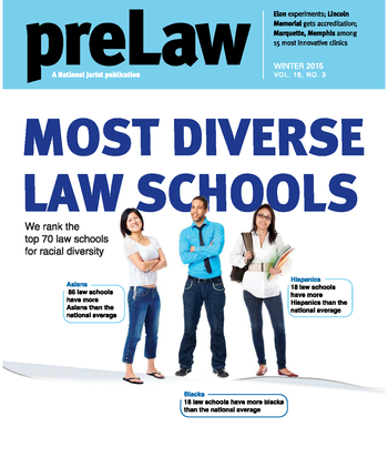 PreLaw Cover