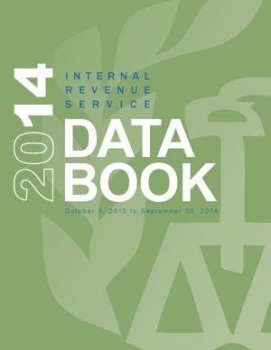 2014 Data Book Cover
