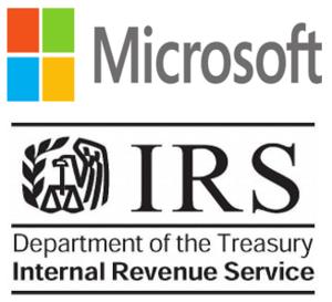 IRS Microsoft