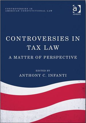 Controversies in Tax Law Cover