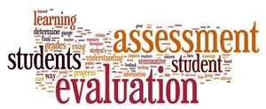 Is there a difference between Assessment and Evaluation?