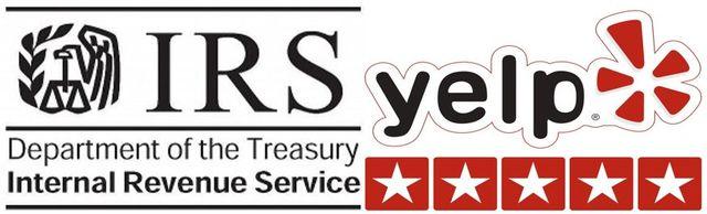 IRS Yelp