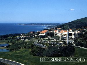 Pepperdine Campus Photo