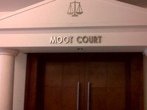 Moot Court