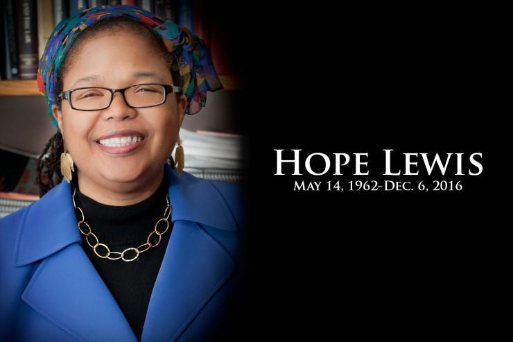Hope Lewis