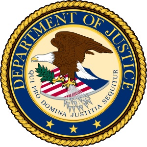 DOJ Logo (2016)