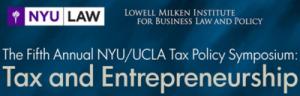 NYU Tax