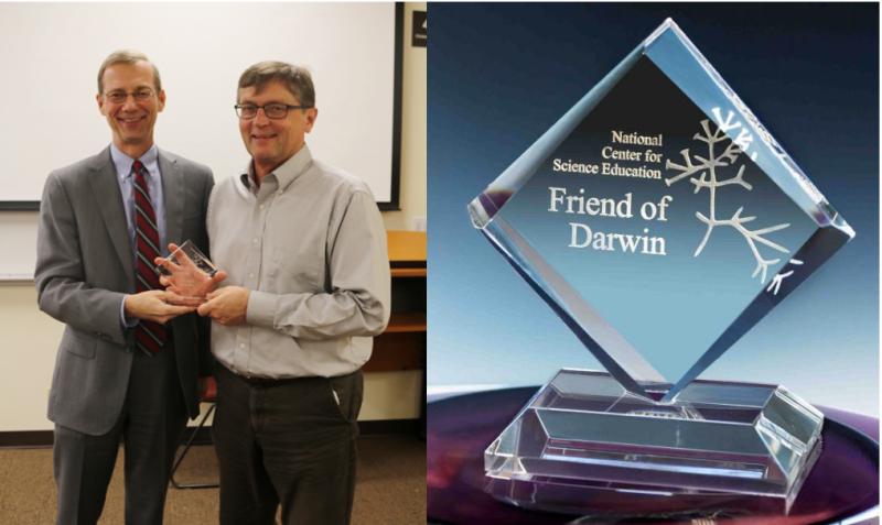 Ed Larson Award