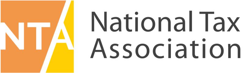 National Tax Association (2016)